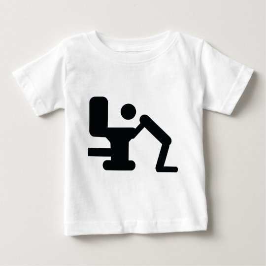 hang over icon baby T-Shirt