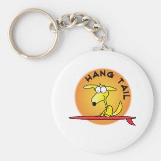 Hang Tail Key Chain