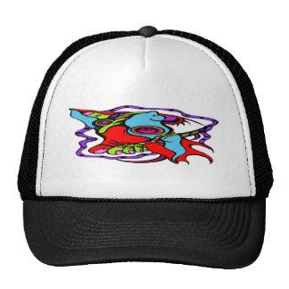 Hang Ten Trucker Hat