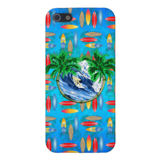 Hang Ten Case For iPhone 5