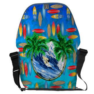 Hang Ten Messenger Bags