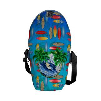 Hang Ten Courier Bag