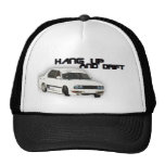 Hang up and Drift Trucker Hat
