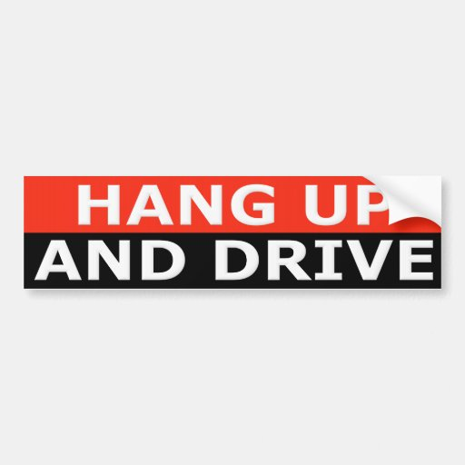 hang up and drive essay According to infospace the number of cellphone subscriber went up more than 200% in the last ten years let's put that in perspective, between the time i received my driver's license (2000) and now the number of people with a cellphone has jumped from 110,000,000 to 260,000,000.
