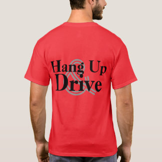 Hang Up & Drive Motorcycle T Shirt