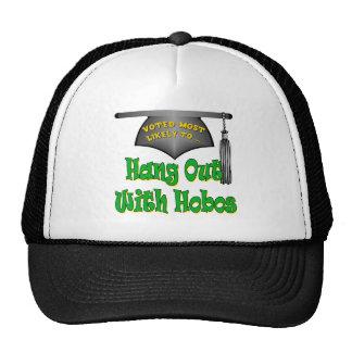 Hang With Hobos Trucker Hat