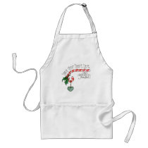 Hang Your Heart Here Apron
