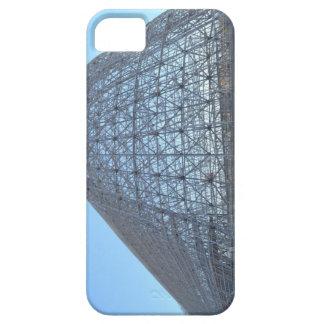 Hangar at Moffett Field Phone Case iPhone 5 Cases