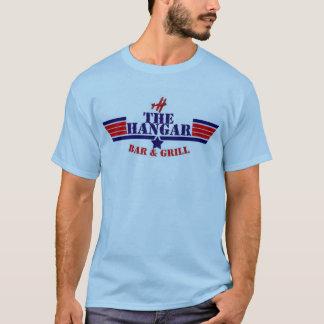 Hangar mens standard blue T-Shirt