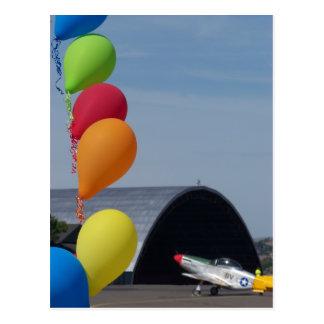 Hangar Postcard
