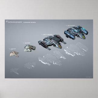 Hangar units poster
