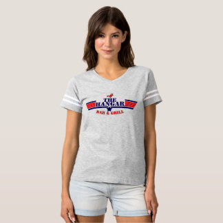 hangar women jersey shirt