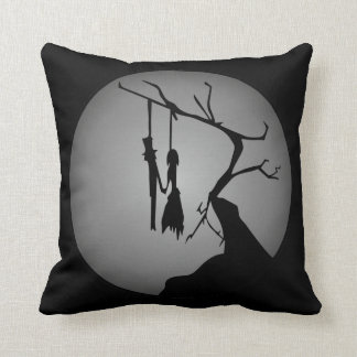 Hanged Lovers Throw Pillow