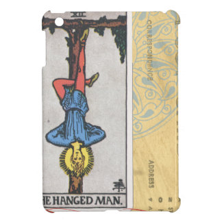 Hanged Man Tarot Card Postcard Fortune Teller Case For The iPad Mini