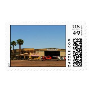 Hanger Cafe, Chandler, AZ Stamps