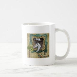 Hangin en casa tazas de café