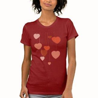Hangin' Hearts T-Shirt