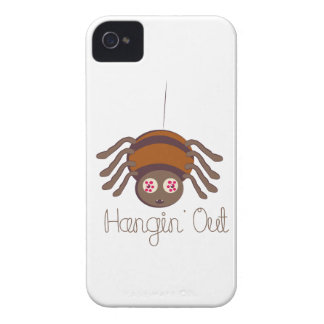 Hangin Out iPhone 4 Cases