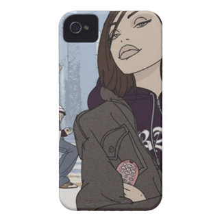 Hangin Out iPhone 4 Case Mate