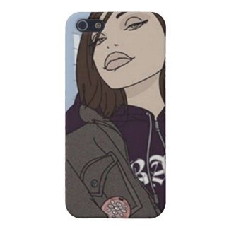 Hangin Out iPhone 5 Case