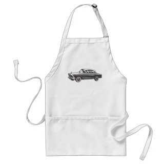 Hangin' Wit My Zombies... Adult Apron