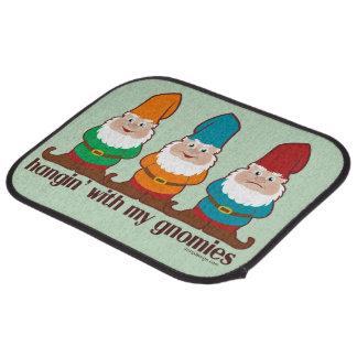 Hangin' With My Gnomies Floor Mat