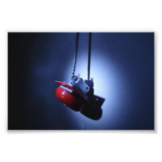 Hanging Alarm Bell Photo Print