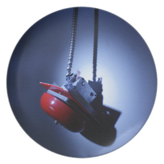 Hanging Alarm Bell Plate