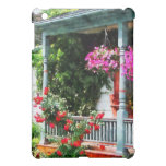 Hanging Baskets and Climbing Roses Case For The iPad Mini