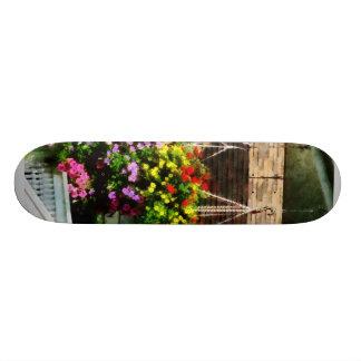 Hanging Baskets Skateboard Deck