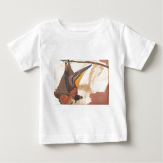 Hanging Bat Baby T-Shirt