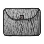 Hanging Beaded Glass Crystal Strands Sleeve For MacBook Pro