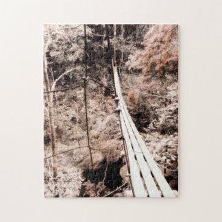 hanging bridge jigsaw puzzle