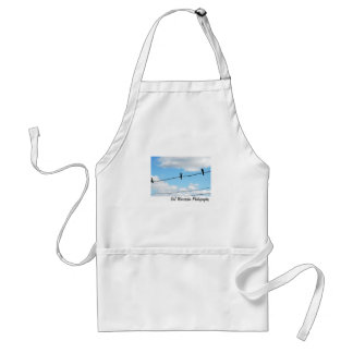 Hanging by a Thread Adult Apron