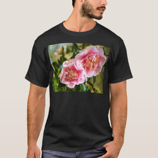 Hanging Camellias T-Shirt