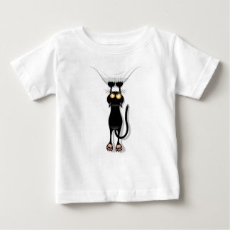 Hanging Cat Baby T-Shirt