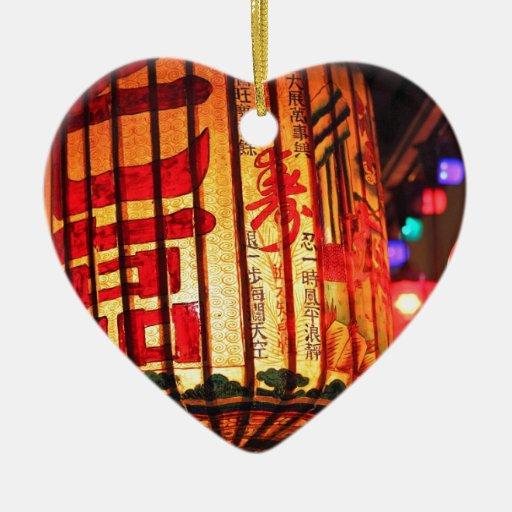 Hanging Chinese lantern Ornament