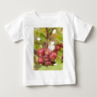 Hanging Chokecherries Baby T-Shirt
