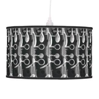 Hanging Clarinet Lamp Shade