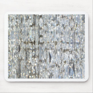 Hanging Crystal Curtain Mouse Pad