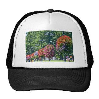 Hanging Flower Baskets Trucker Hat