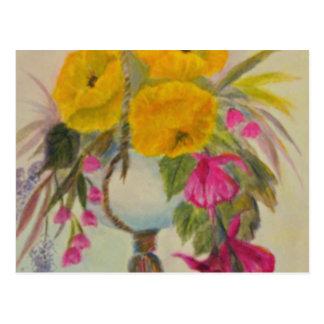 hanging flowers.jpg postcard