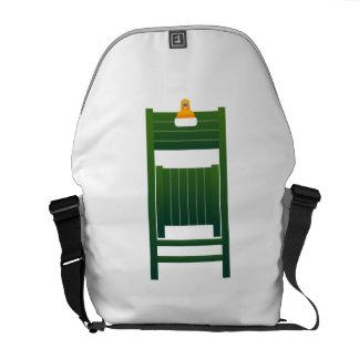 Hanging Folding Chairs Messenger Bag