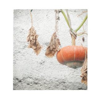 Hanging Gourd Notepad