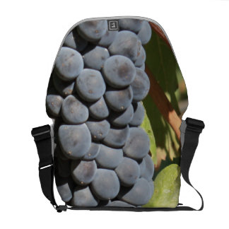 Hanging Grapes Courier Bags