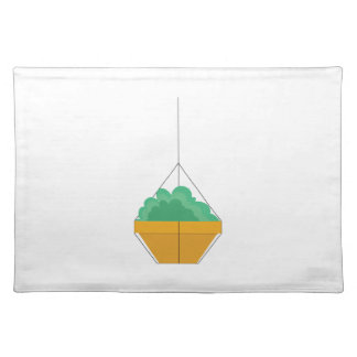 Hanging Greenery Cloth Placemat