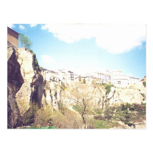 """Hanging Houses"" Cuenca Spain Post Cards"