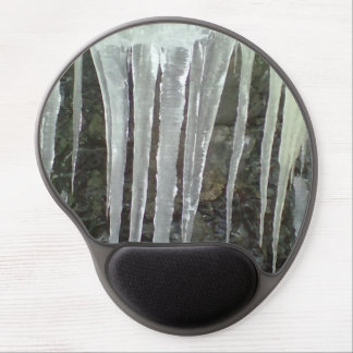 hanging icicle gel mousepads