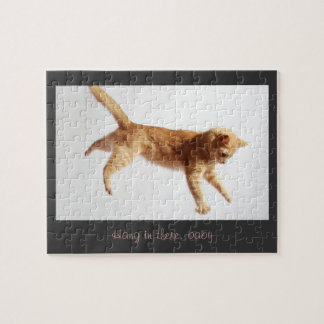 Hanging in There Jigsaw Puzzle