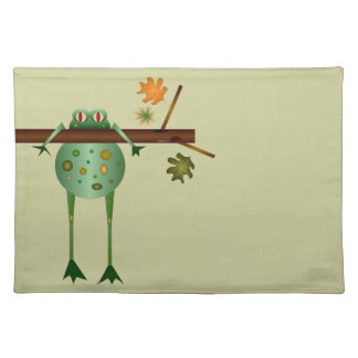 Hanging In There Placemat Cloth Placemat